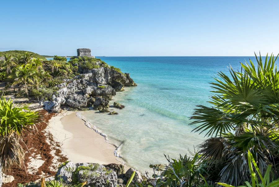 <who>Photo Credit: Stock photo</who>Pictured is Tulum, which is not part of the travel advisory.