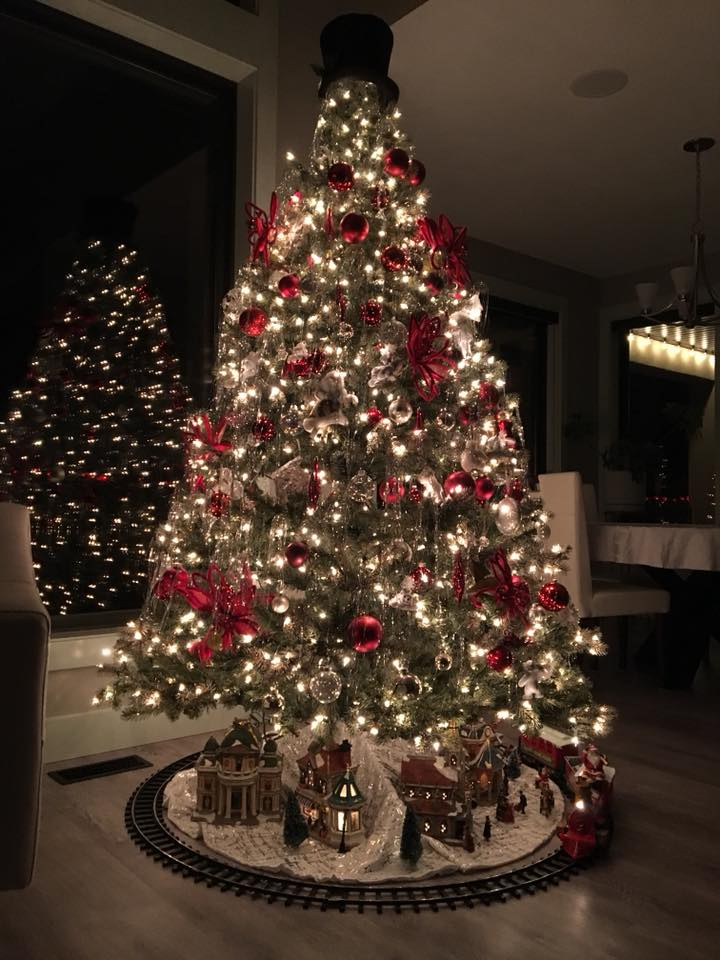 Update Winners Chosen For Your Favourite Christmas Tree
