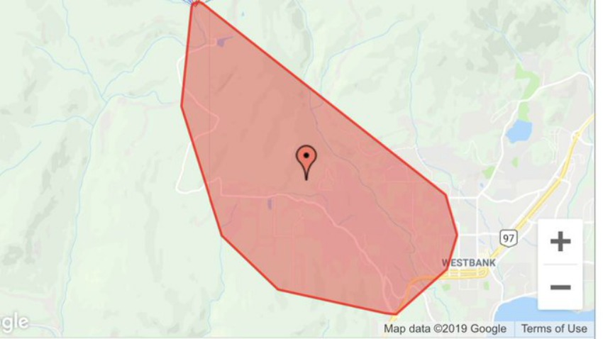 Power outage duncan bc