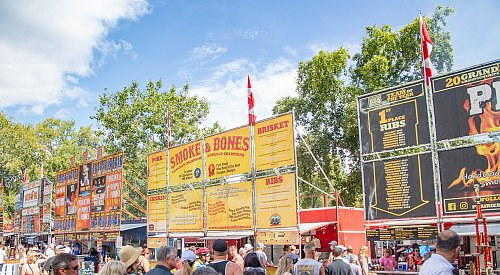 RibFest Kelowna brings forward delicious eats, philanthropy and family-friendly fun