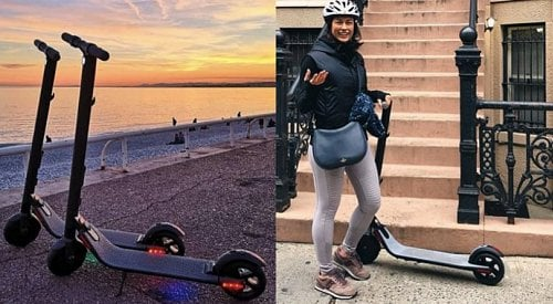 OGO Scooters is launching in Kelowna just in time for the weekend