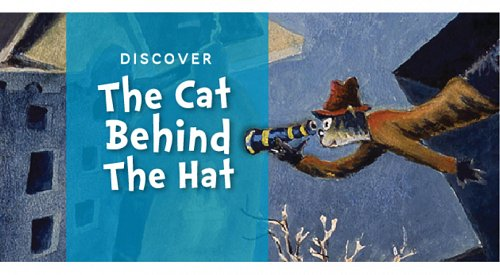 "Art Lovers Welcomes ""The Cat Behind the Hat"""