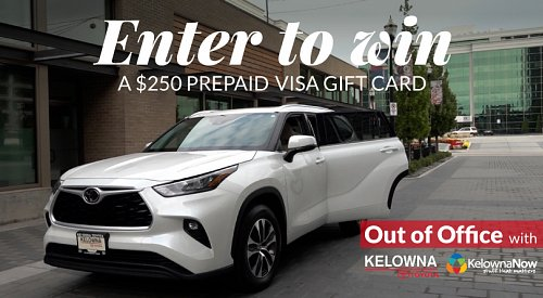 CONTEST CLOSED! Win a $250 prepaid Visa to experience your own 'Out of Office' family adventure