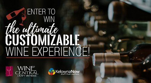 CONTEST ALERT! Enter to win the ultimate customizable wine experience!