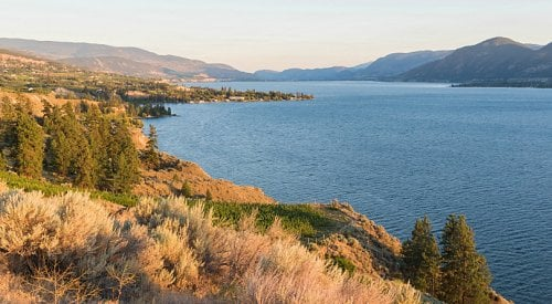 Okanagan one of Canada's most at-risk habitats, WWF study finds