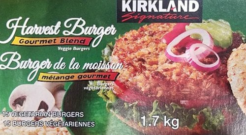 Veggie burgers withdrawn from shelves after complaint of metal pieces found inside product