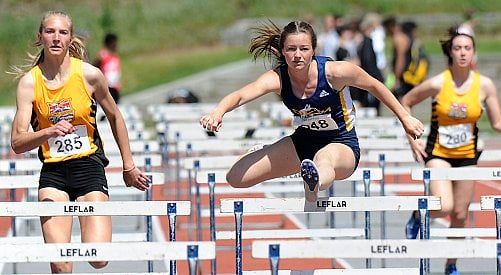 Kelowna-area athletes excel in record-breaking fashion