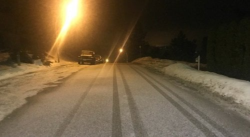 Snow and ice control crews ready to tackle possible snowfall this weekend