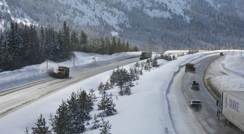 RCMP warns of poor driving conditions with heavy snowfall expected