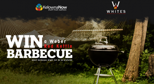Contest Closed! Contest Alert! Win a limited edition Weber BBQ for dad this Father's Day