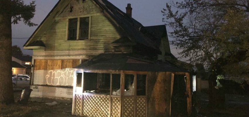 UPDATE: Rutland heritage home suffers 'major' fire damage, cause deemed suspicious