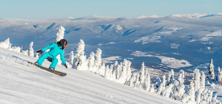 CONTEST ALERT! Big White Ski Resort is giving away 2 lift tickets with rentals